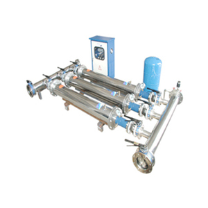 管中泵设备