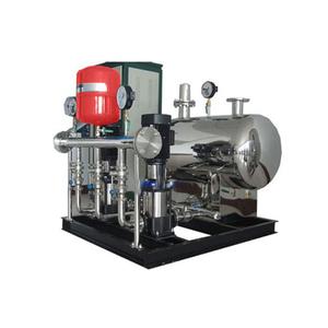 智慧型无负压增压稳流给水设备