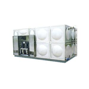 全自动箱式无负压变频供水设备